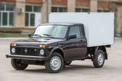 ВИС 2346. 00-50-430 Изотермический фургон 30 мм, 1 690куб. см., 490кг., 4x4