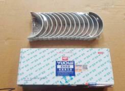 Вкладыши коренные. 6105Q-1005054. Двигатель. Yuchai. YUCHAI