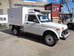 ВИС. 234600-50-456 Изотермический фургон 50 мм Сarrier Vientе 200, 1 690куб. см., 490кг., 4x4