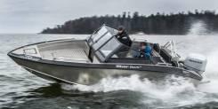 Silver Shark. 2019 год, длина 6,10м., двигатель подвесной, 115,00л.с., бензин. Под заказ