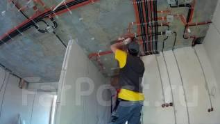 (Электрик)Замена проводки. Мелкий ремонт. Подключение Домов.24ч.