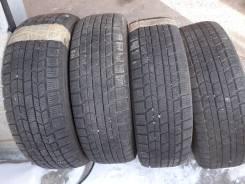 Dunlop. зимние, без шипов, 2014 год, б/у, износ 10%