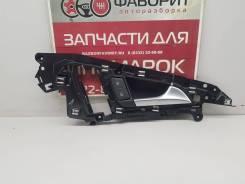 Ручка двери внутренняя передняя (правая) [4G0837020A] для Audi A6 C7