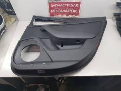 Обшивка двери (задняя правая) [4G0897222] для Audi A6 C7