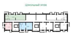 Продам нежилое помещение 66,5м3 ; 82,3м3. Улица Нахимова 8б, р-н Водоканал