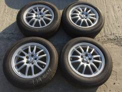 185/65 R15 Bridgestone B250 литые диски 5х100 (L29-1504)