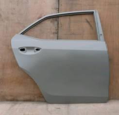 Дверь задняя правая 6700302410 Toyota Corolla OEM с 2013
