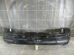Бампер задний (хэтчбек) - Ford Focus 2
