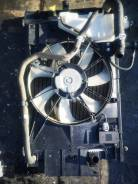 Радиатор охлаждения двигателя. Toyota Aqua, NHP10, NHP10H 1NZFXE
