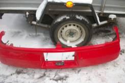 Задний бампер на тойота корса терцел королла 2 кузов nl50