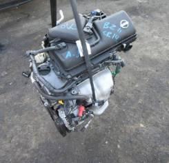 Контрактный двигатель CR14de 2wd в сборе