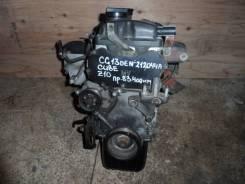 Двигатель Nissan Cube Z10 CG13DE 99г