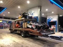 Перевозка Снегоходов, мотоциклов, квадроциклов