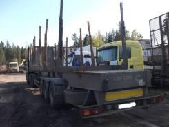 Winter. Продается прицеп InterCars ND 13.6 польский сортиментовоз, 30 000кг.