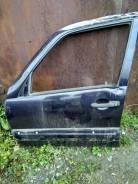 Дверь левая передняя Chevrolet Niva 2004год б/у