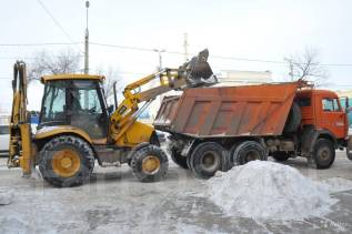 Вывоз снега , мусора , самосвалы от 3х до 20 тонн
