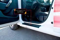 Накладка на порог. Renault Sandero Stepway, 5S Renault Sandero, 5S H4M, K4M, K7M, K9K830, D4F, K4M697, K7M710