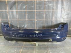 Бампер задний (хэтчбек) для Ford Focus 2