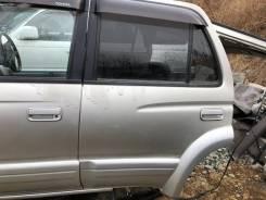 Дверь Задняя Левая серая(К73) Toyota Hilux SURF KZN185