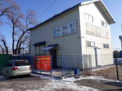 Продам здание (Автомагазин+Сервис) 200 кв. м. 2 этажа торг. Улица Калинина 2а, р-н Еврейская Автономная Область, 200,0кв.м. Дом снаружи