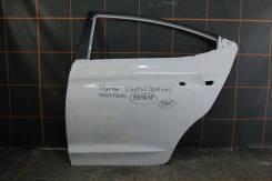 Дверь задняя левая для Hyundai Elantra 6