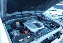 Акпп Nissan Terrano TR50 ZD30