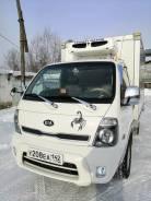 Kia Bongo III. Продаётся грузовик Кия Бонго 3 полный привод, 2 500куб. см., 1 100кг., 4x4