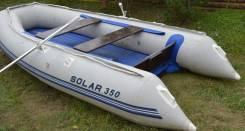 Solar 350. 2017 год, длина 3,50м., двигатель без двигателя