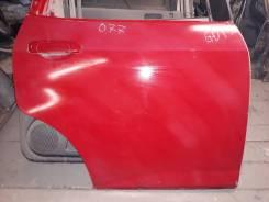 Дверь Honda FIT, правая задняя GD1
