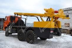 ПромБурАвто УРБ-2А2. Буровая установка УРБ-2А2 на шасси Камаз-43118 2020 г., 11 762куб. см., 5 000кг. Под заказ