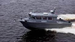 Barents. 2019 год, длина 10,00м., двигатель стационарный, 630,00л.с., дизель. Под заказ
