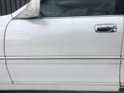 Дверь передняя левая Toyota Crown Estate JZS170 JZS173 JZS175 (Дефект)