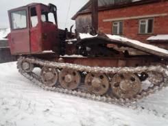 ОТЗ ТДТ-55. Продается трактор трелевочный тдт-55, 9 200кг.
