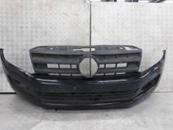 Бампер Volkswagen Amarok 2010-2016 [2H7807221B], передний