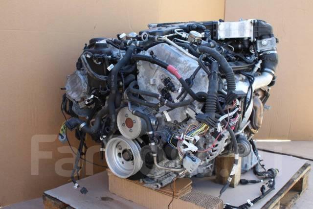 N74B66A мотор двс Rolls Royce Phantom 6.6 тестовый