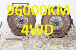 Ступица Toyota Caldina ST195 [передняя, правая, распил,96000км] 43212-20310
