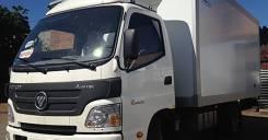 Foton Aumark BJ1039. Сэндвич фургон на шасси Foton Aumark BJ 1039 LWB, 2 800куб. см., 1 485кг., 4x2