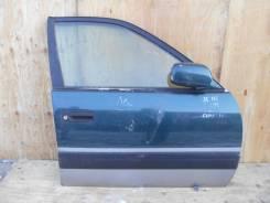 Дверь боковая передняя контрактная R Toyota Carib AE111 9762