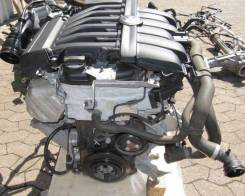 Двигатель Volkswagen Touareg 3.6 V6 FSI BHK, BHL