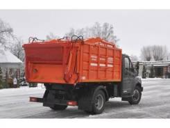 Рарз МК-1440-13. Мусоровоз с задней загрузкой МК-1440-13 на шасси ГАЗ Next Евро-5, 4 750куб. см.