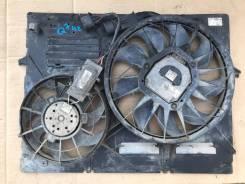 Вентилятор охлаждения радиатора. Volkswagen Touareg, 7L6, 7LA Volkswagen Transporter, 7HA, 7HB, 7HC, 7HF, 7HH, 7HJ, 7HM, 7HN, 7JD, 7JE, 7JL, 7JY, 7JZ...