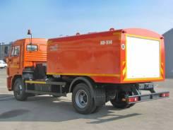 Коммаш КО-514. Каналопромывочная машина КО-514 на шасси Камаз 43253 Евро-5, 6 700куб. см.