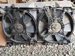 Вентиляторы радиатора forester sf