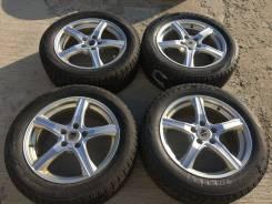 215/55 R17 Bridgestone VRX литые диски 5х114.3 (L29-1706)