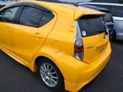 Крыло заднее левое Toyota Aqua NHP10