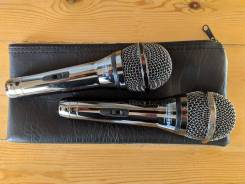 Караоке-микрофоны.