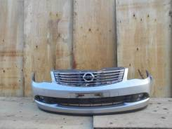 Бампер передний контрактный Nissan BluebirdSylphy KG11 0169