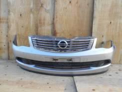 Бампер передний контрактный Nissan BluebirdSylphy KG11 0177