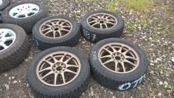 Продам комплект колес ( 987-Б ) на литье WORK