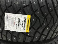 Dunlop Grandtrek Ice03. зимние, шипованные, 2019 год, новый